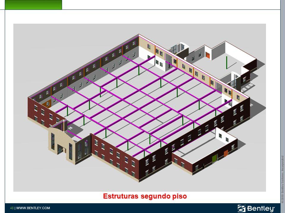 © 2010 Bentley Systems, Incorporated 47 | WWW.BENTLEY.COM Fundações