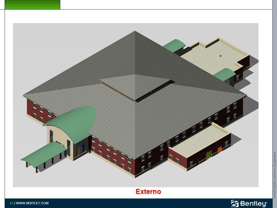 © 2010 Bentley Systems, Incorporated 53   WWW.BENTLEY.COM Ar Condicionado