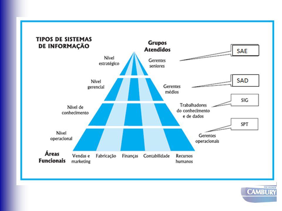 e-commerce e-ERP e-chain supply e-CRM Sistemas de E-business Interfuncionais