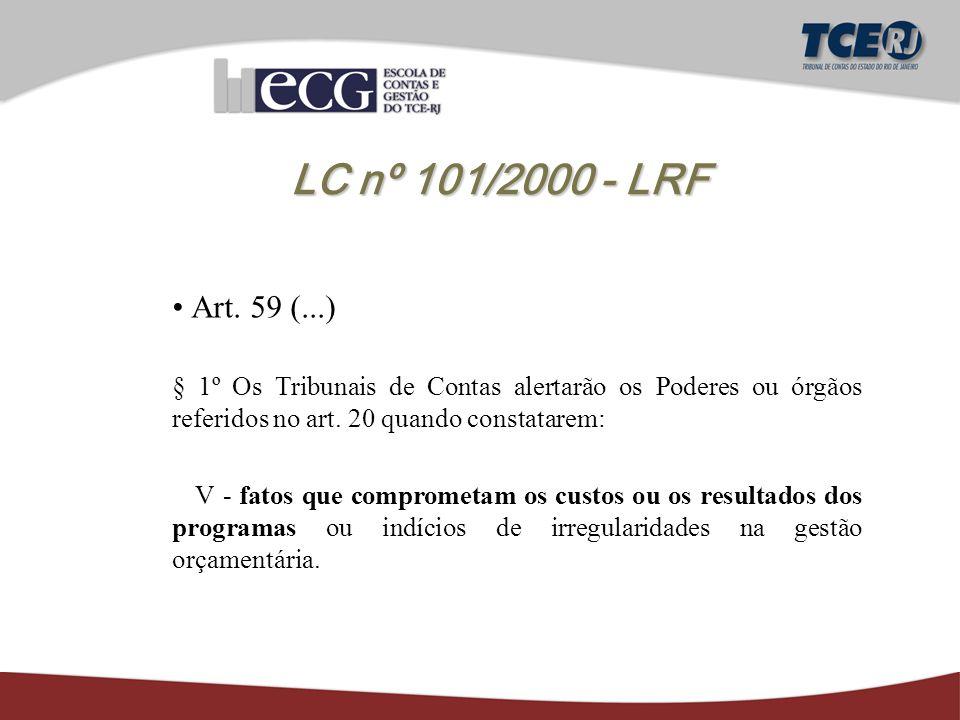 LC nº 101/2000 - LRF Art.