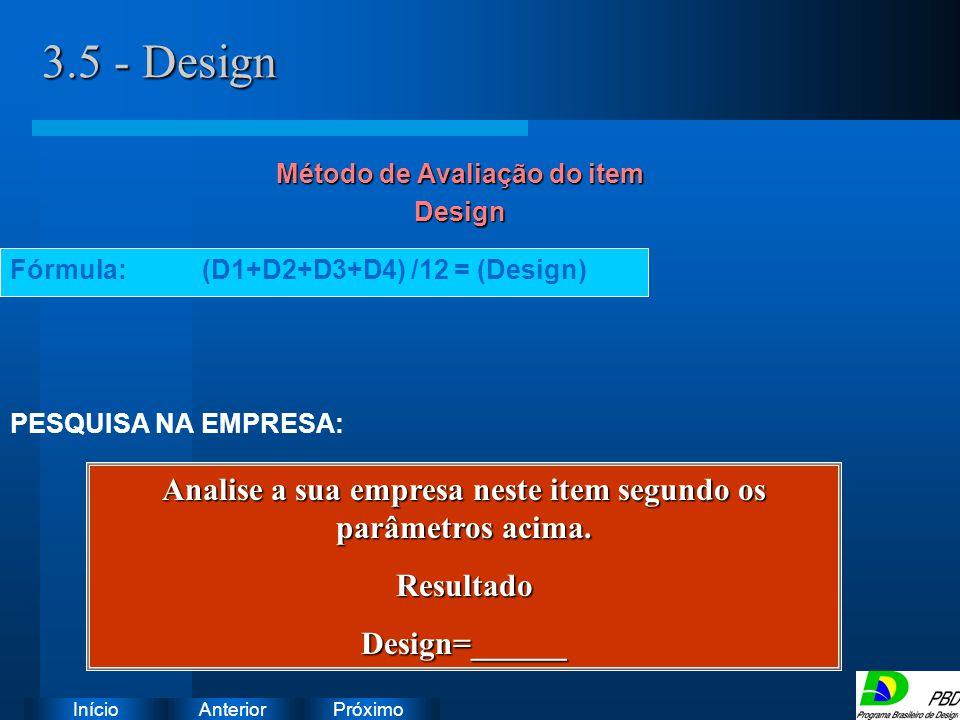 Próximo AnteriorInício 3.5 - Design Instruções: Exclua o ícone do documento de exemplo e substitua-o pelos do documento de trabalho: Crie um documento