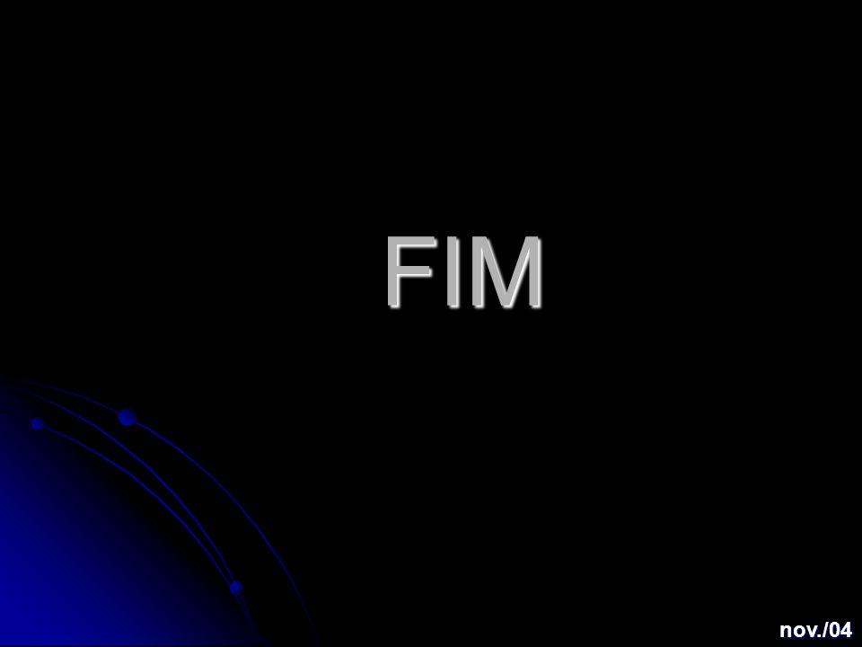 FIM nov./04