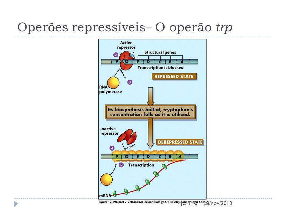 Operões repressíveis– O operão trp MJC-T1028/nov/2013