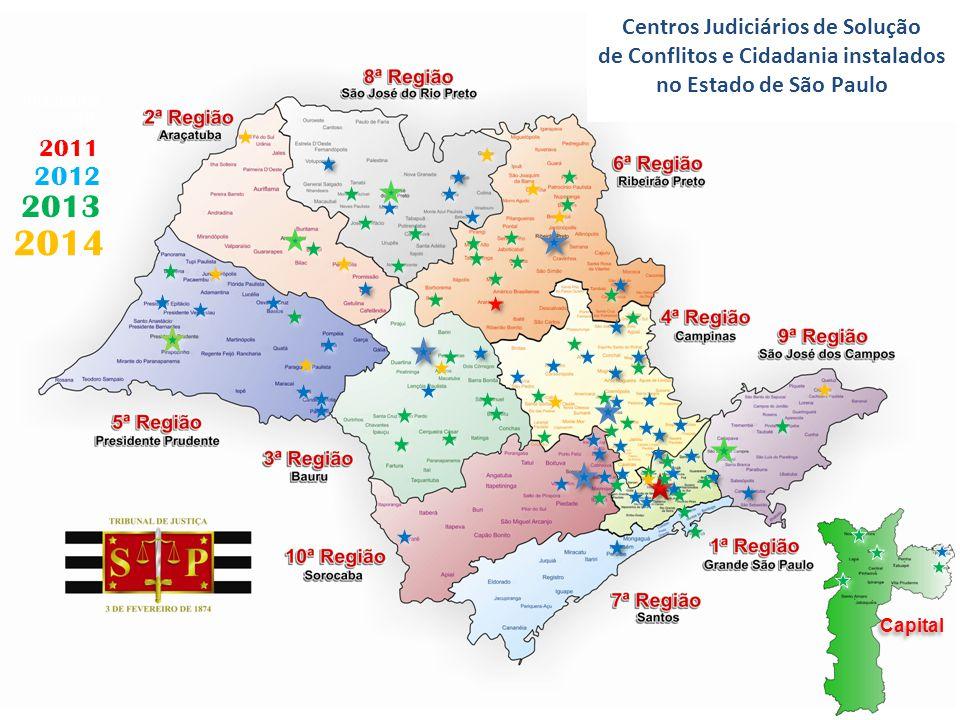 Rede de Conciliação no Estado