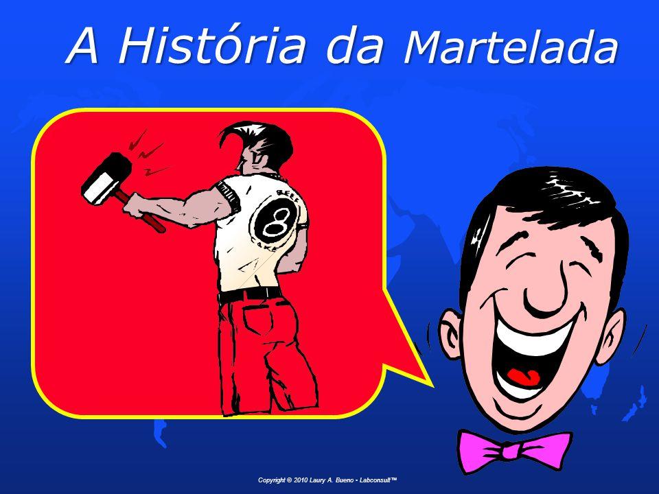 Conta $ 1.000 A História da Martelada Copyright © 2010 Laury A. Bueno Labconsult™