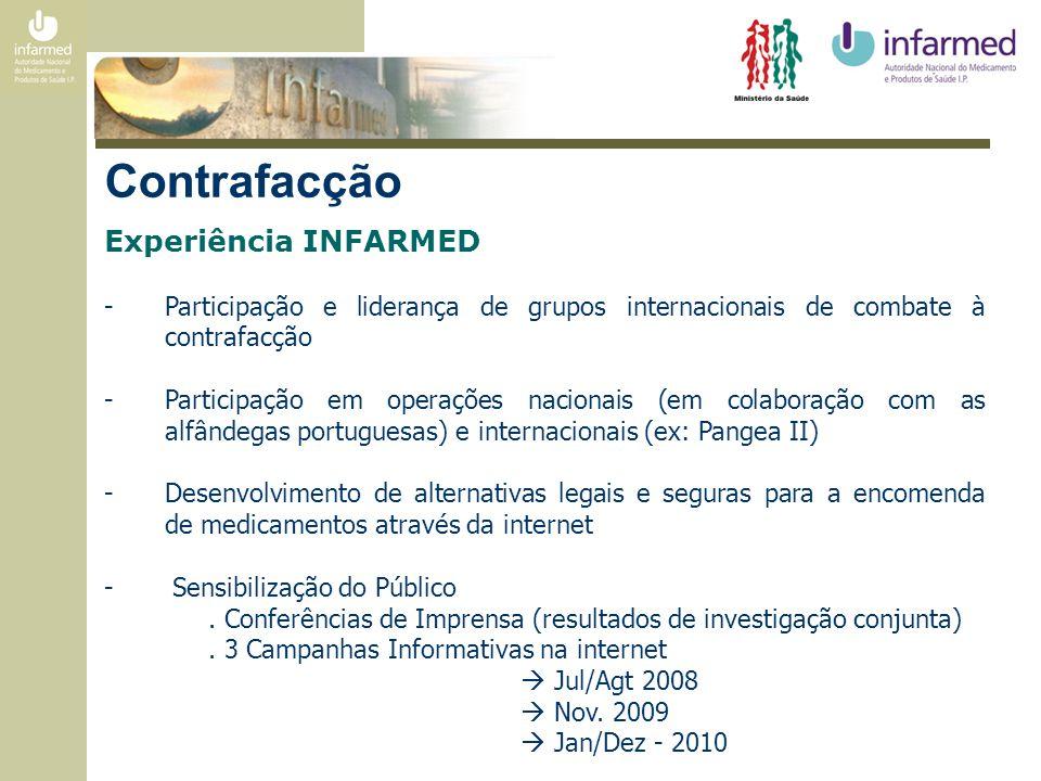 Sondagem INFARMED 2010 P - Quais dos seguintes critérios utilizaria para distinguir um site autorizado a vender medicamentos em Portugal de um não autorizado?