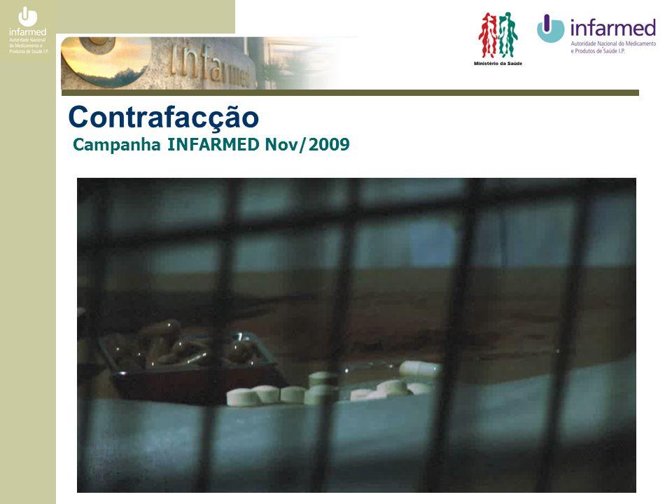 Sondagem INFARMED 2010 Principais conclusões - 6% dos internautas já adquiriram medicamentos através da internet.