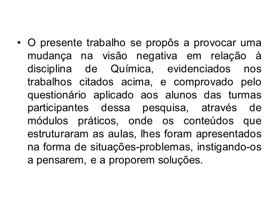A pesquisa foi feita entre maio e setembro de 2009, tendo como público alvo alunos da rede publica de ensino da cidade de Dom Pedrito, RS, como amostra utilizou-se alunos da 8ª série do ensino fundamental, duas turmas, da Escola Municipal Alda Seabra, turmas 81 e 82, totalizando 32 alunos.