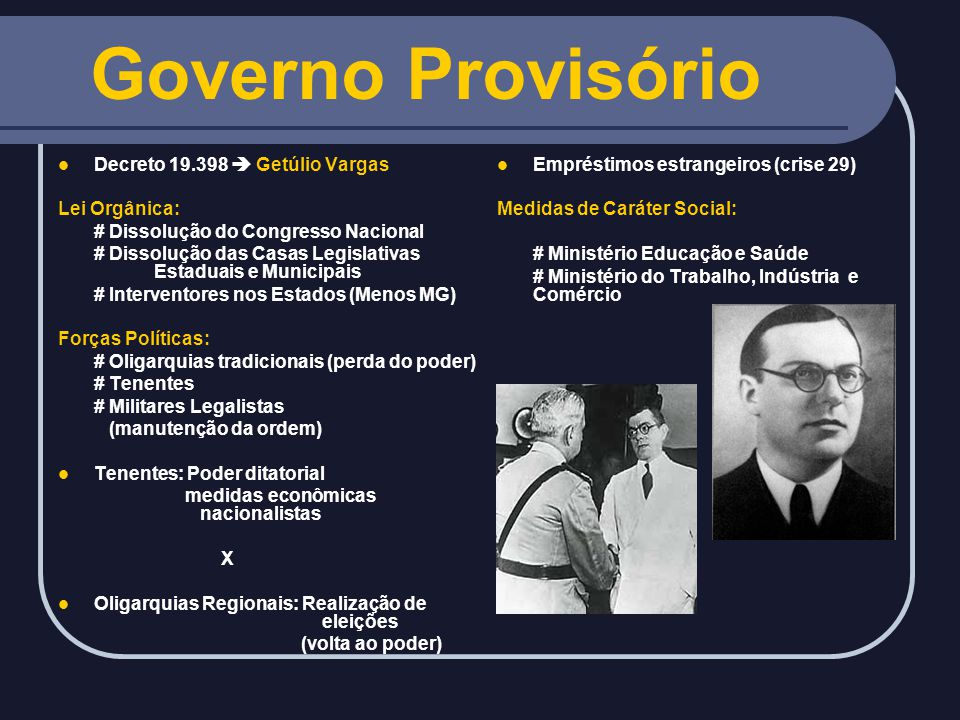 Constituição de 1967: Fortalecimento do Executivo.