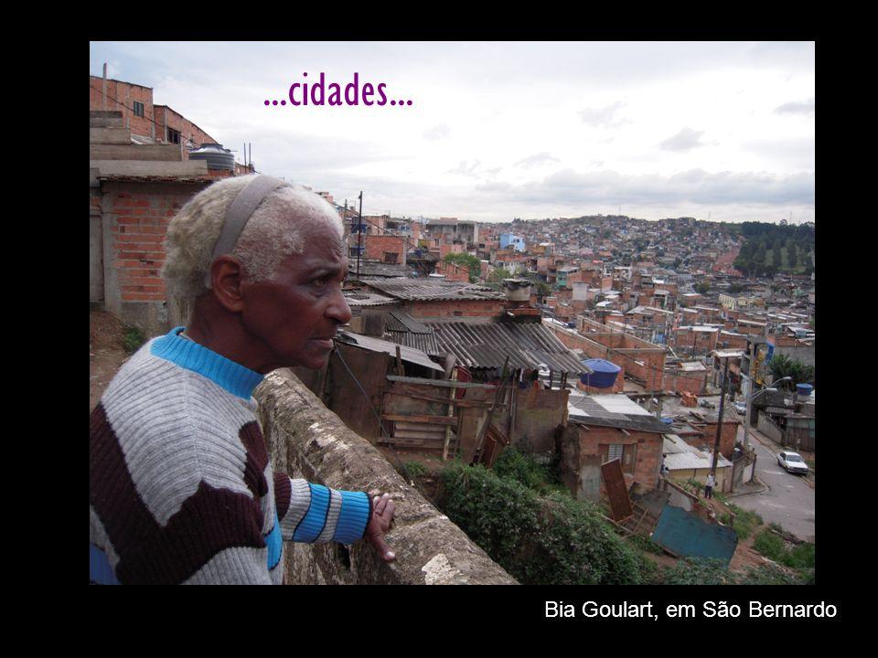 ...cidades... Bia Goulart, em São Bernardo