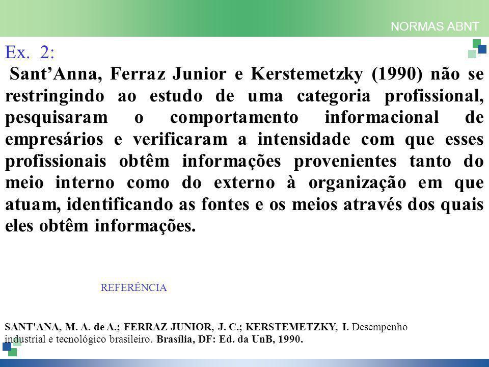 NORMAS ABNT Ex.