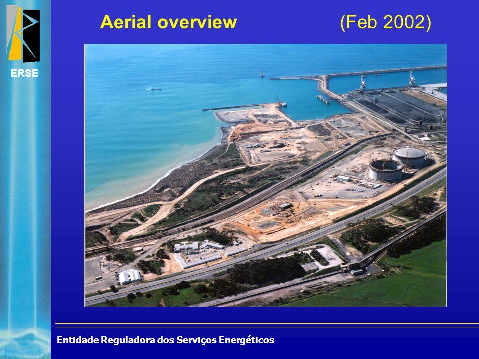 Entidade Reguladora dos Serviços Energéticos ERSE Aerial overview (Feb 2002)