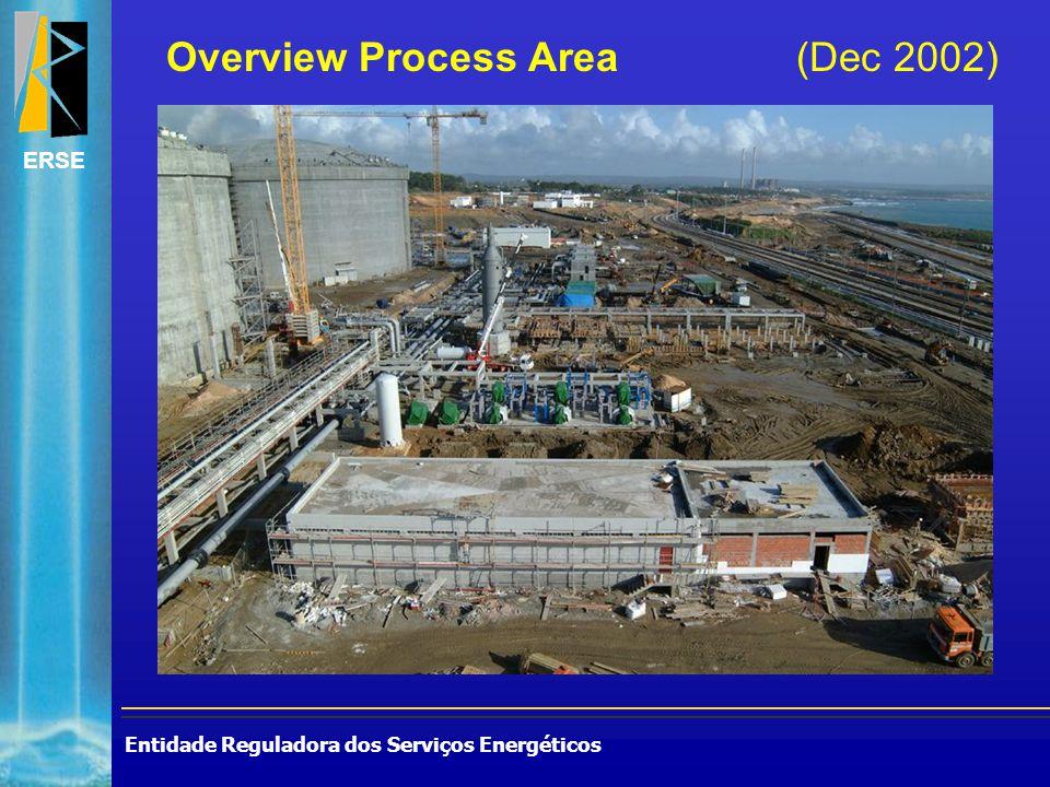 Entidade Reguladora dos Serviços Energéticos ERSE Overview Process Area (Dec 2002)