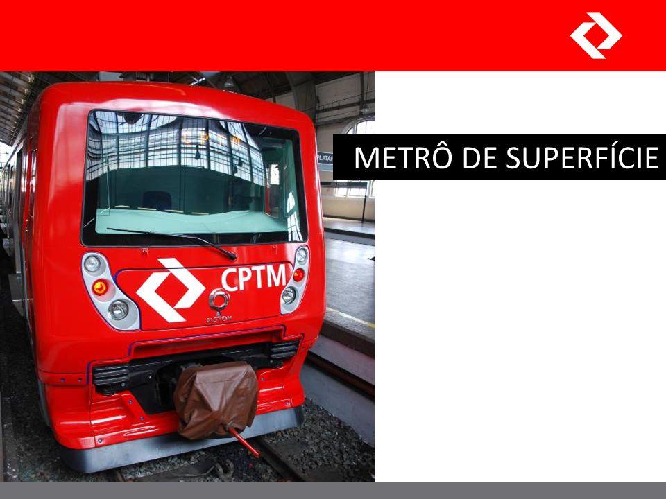 METRÔ DE SUPERFÍCIE