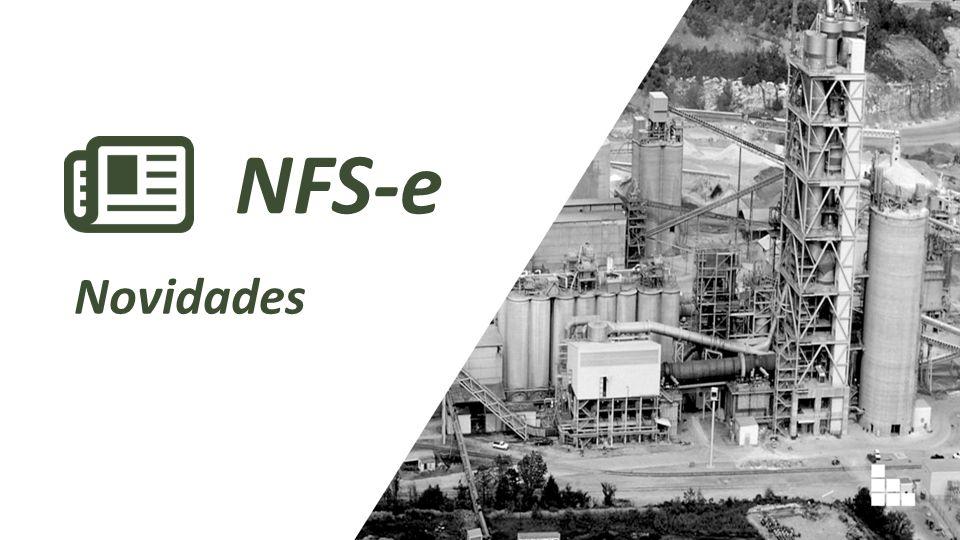 NFS-e Novidades