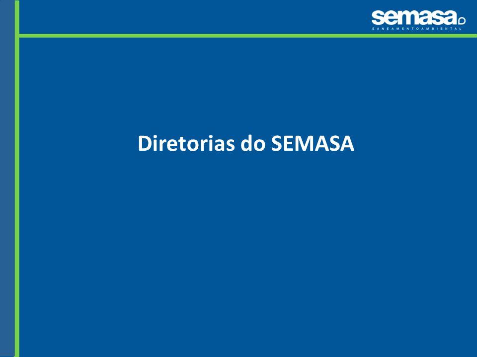 Diretorias do SEMASA