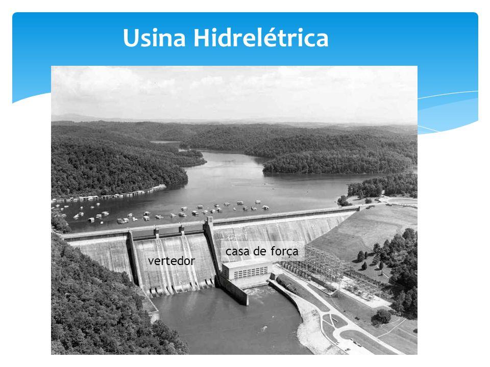 Outras características importantes são as estruturas de saída de água, eclusas para navegação, escadas de peixes, tomadas de água para irrigação ou para abastecimento, e eventuais estruturas de aproveitamento para lazer e recreação.