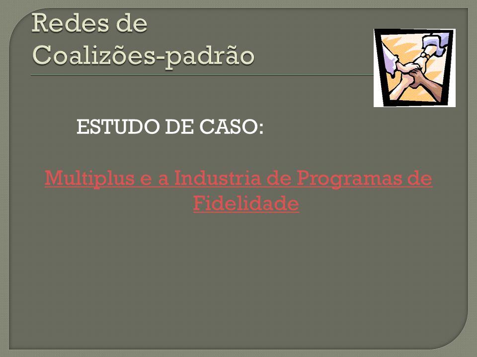 ESTUDO DE CASO: Multiplus e a Industria de Programas de Fidelidade