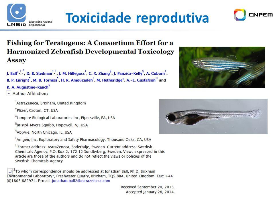 Toxicidade reprodutiva