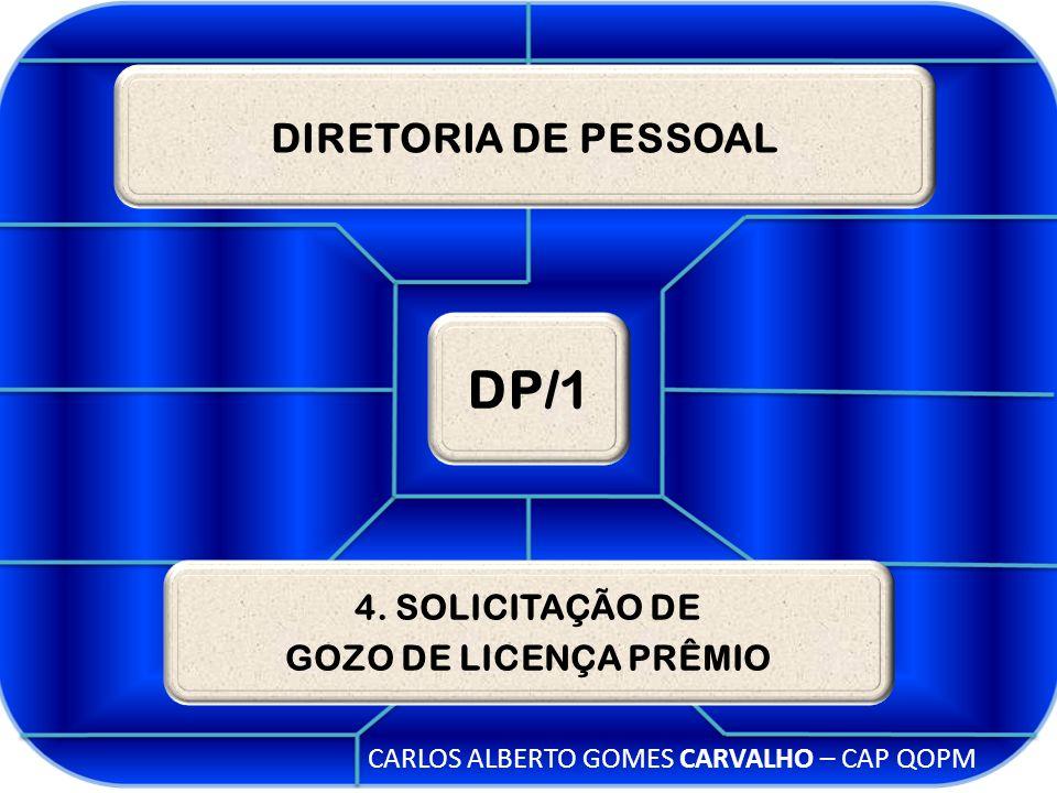 DIRETORIA DE PESSOAL DP/1 4.