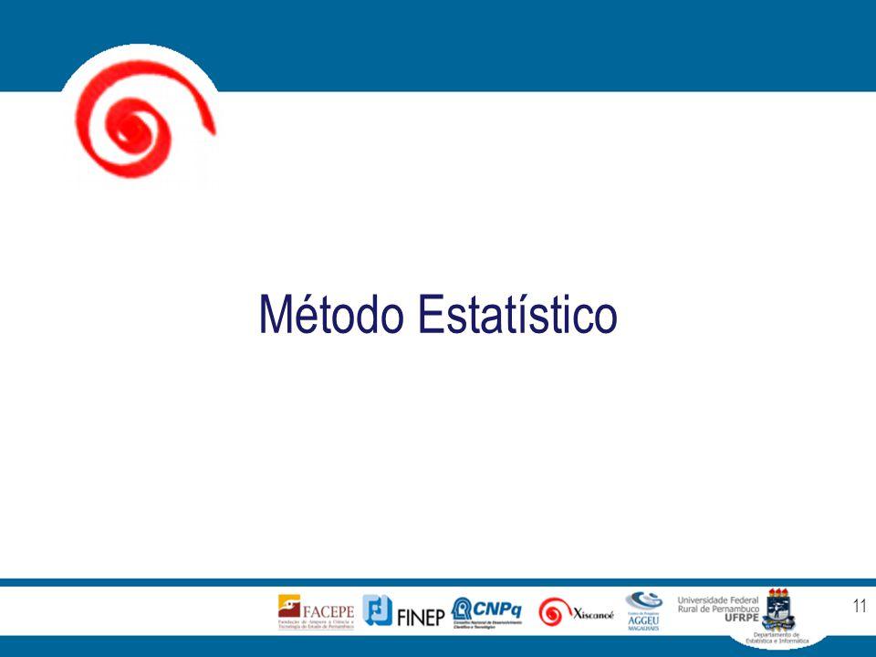 Método Estatístico 11