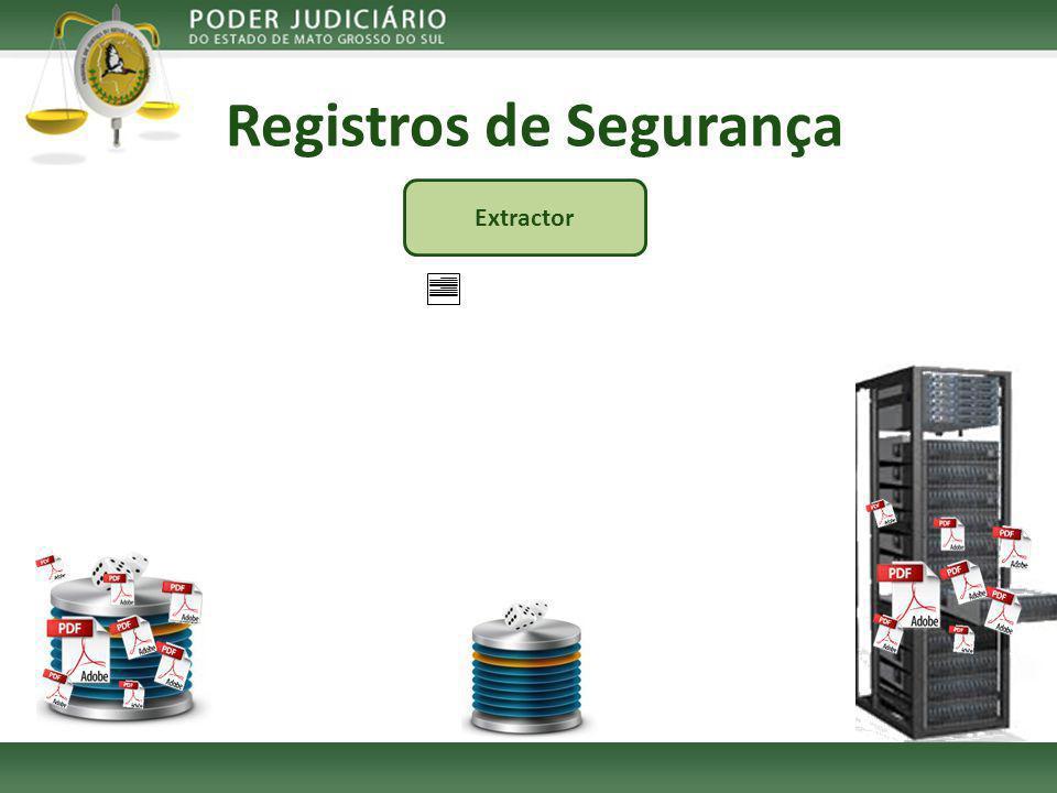 Registros de Segurança Extractor