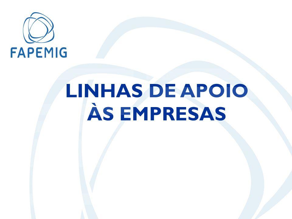 LINHAS DE APOIO ÀS EMPRESAS
