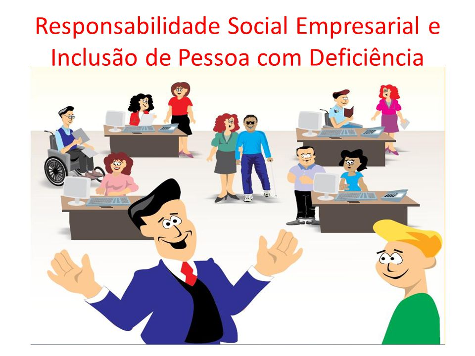 Responsabilidade social A onda da gestão socialmente responsável revestiu os discursos empresariais de afirmações quanto à promoção da diversidade dentro das empresas, tornando-se uma variável importante na estratégia competitiva de empresas.