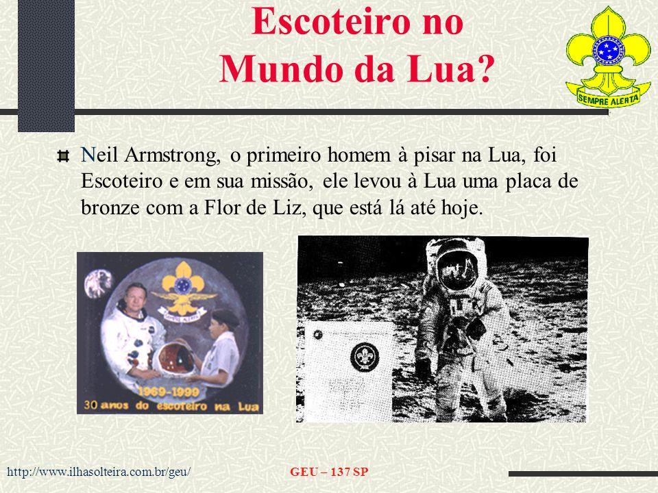 http://www.ilhasolteira.com.br/geu/GEU – 137 SP Escoteiro no Mundo da Lua.
