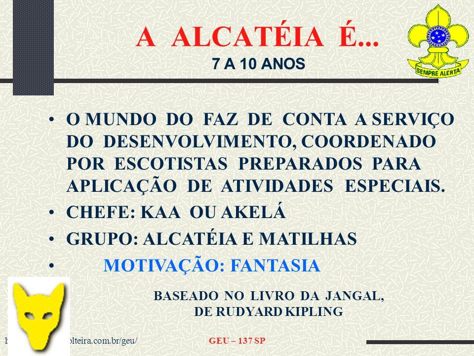 http://www.ilhasolteira.com.br/geu/GEU – 137 SP A ALCATÉIA É...