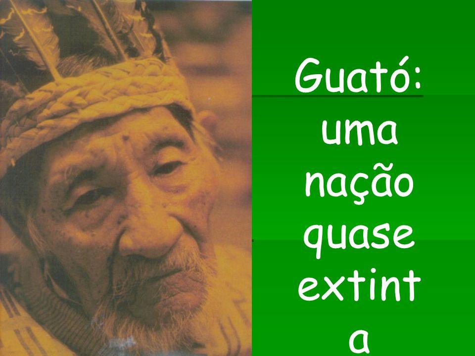 Guató: uma nação quase extint a