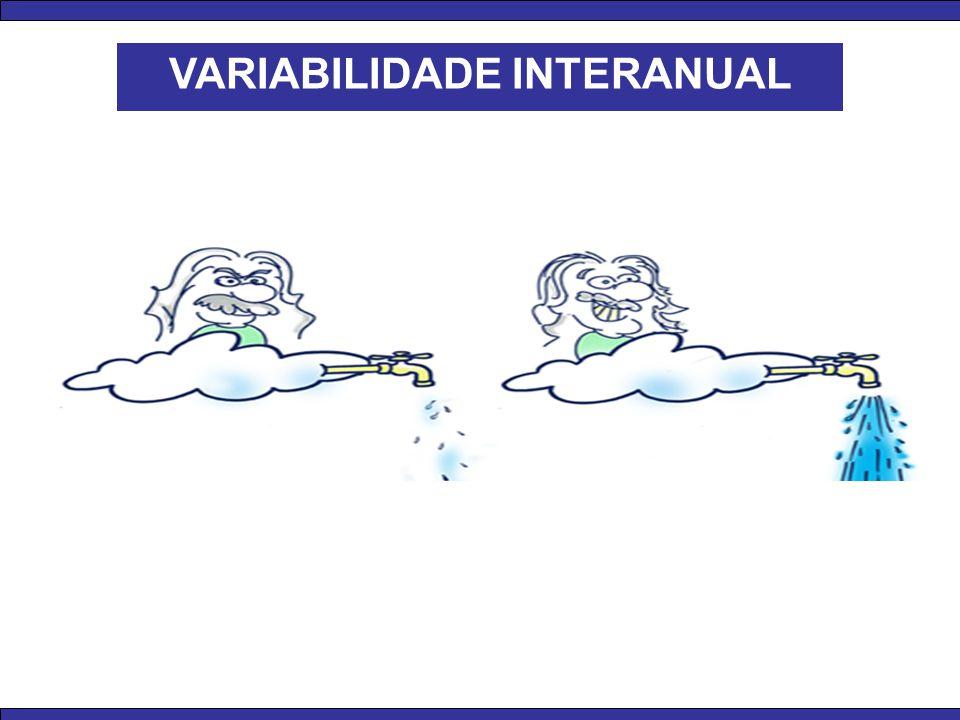 VARIABILIDADE INTERANUAL