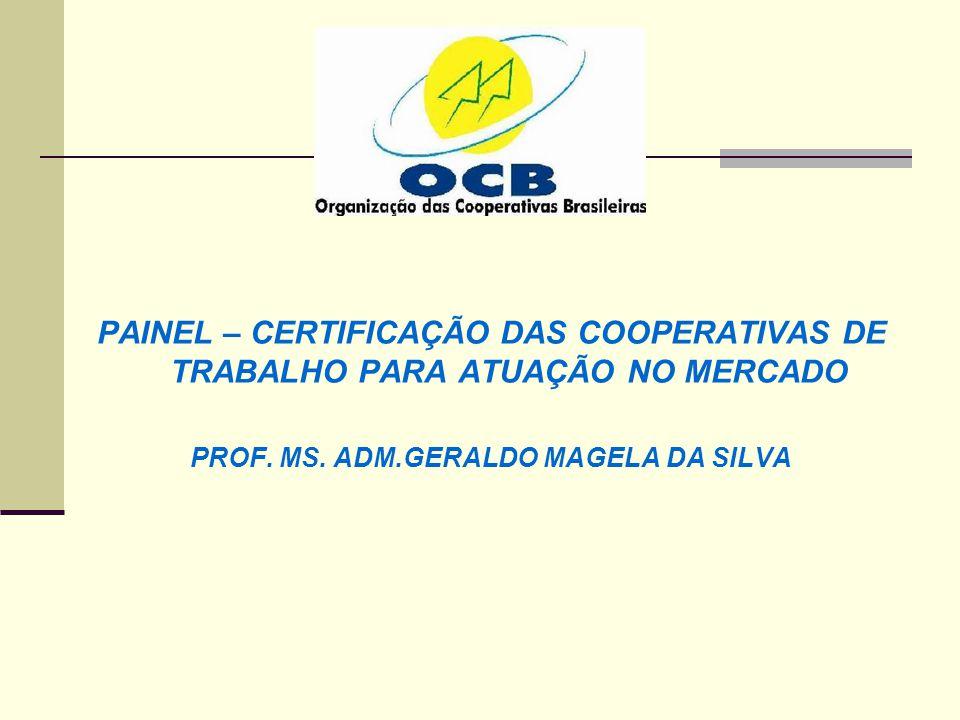 SISTEMÁTICA DE OPERACIONALIZAÇÃO DO PNC/TRABALHO Serão capacitados técnicos das OCE's que aderirem ao programa para sua implementação em nível estadual.