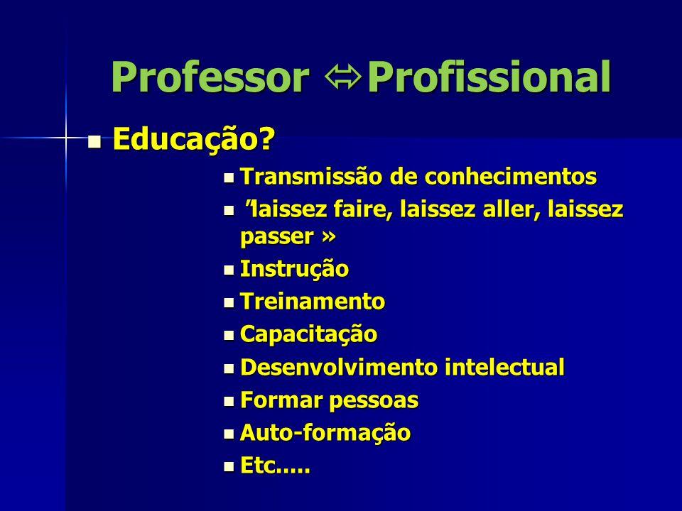 Professor  Profissional Educação.Educação.