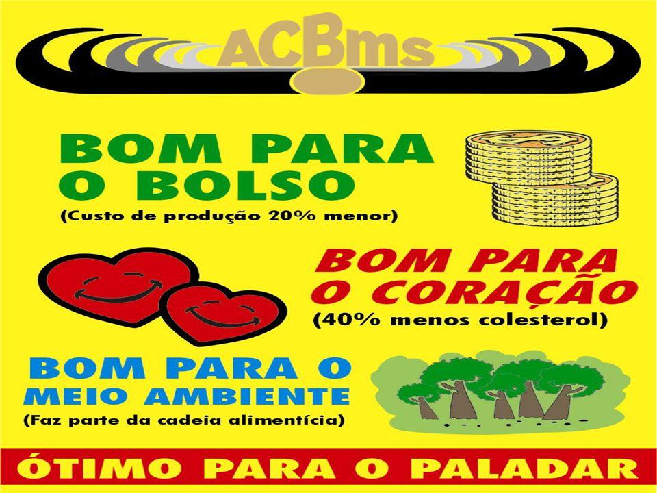 Alem da vantagem econômica, a carne bubalina é mais saudável, assim como a carne do frango caipira em relação ao de granja.