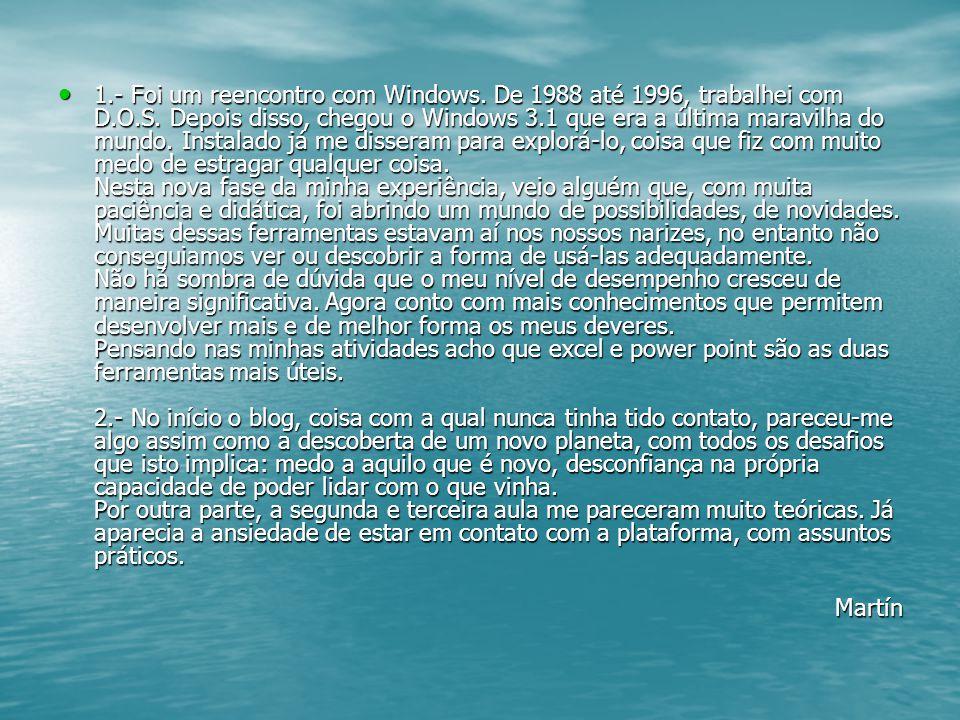 El desafío actual… Actualmente el CEB prepara un módulo en TelEduc para brindar apoyo a los viajeros que van a Brasil.