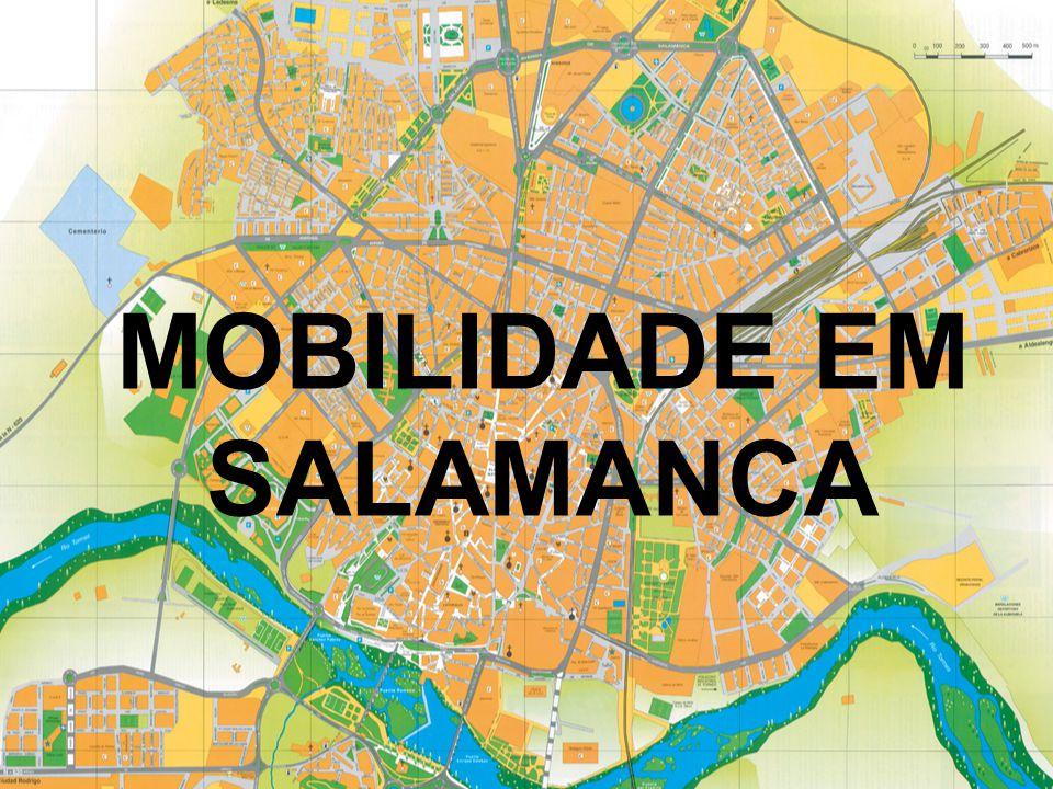 MOBILIDADE EM SALAMANCA