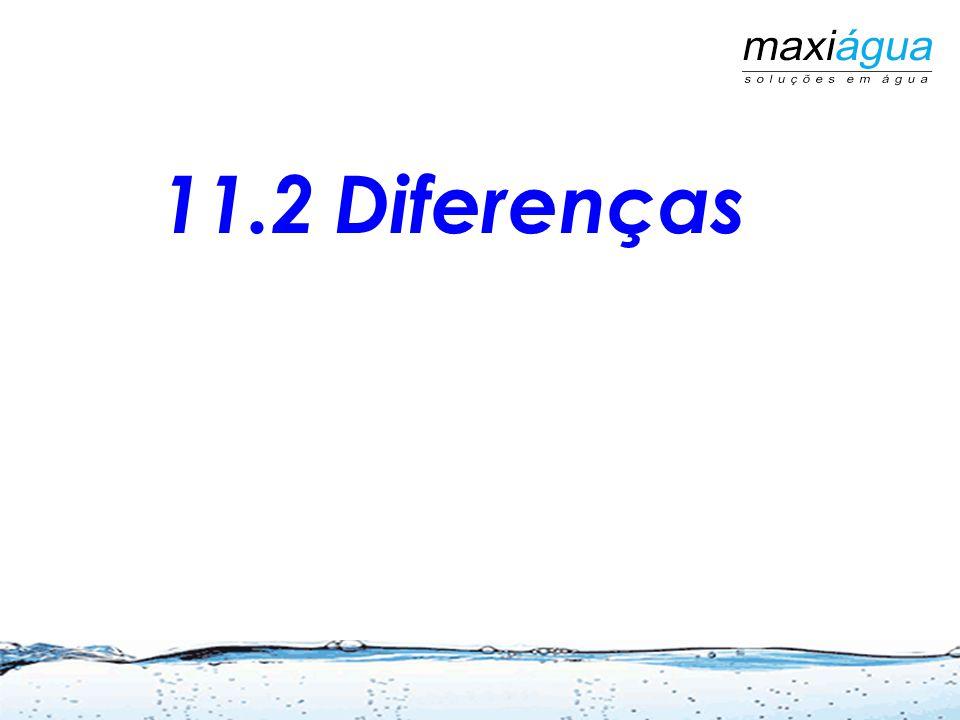 11.2 Diferenças