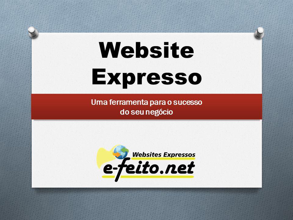 Website Expresso Uma ferramenta para o sucesso do seu negócio