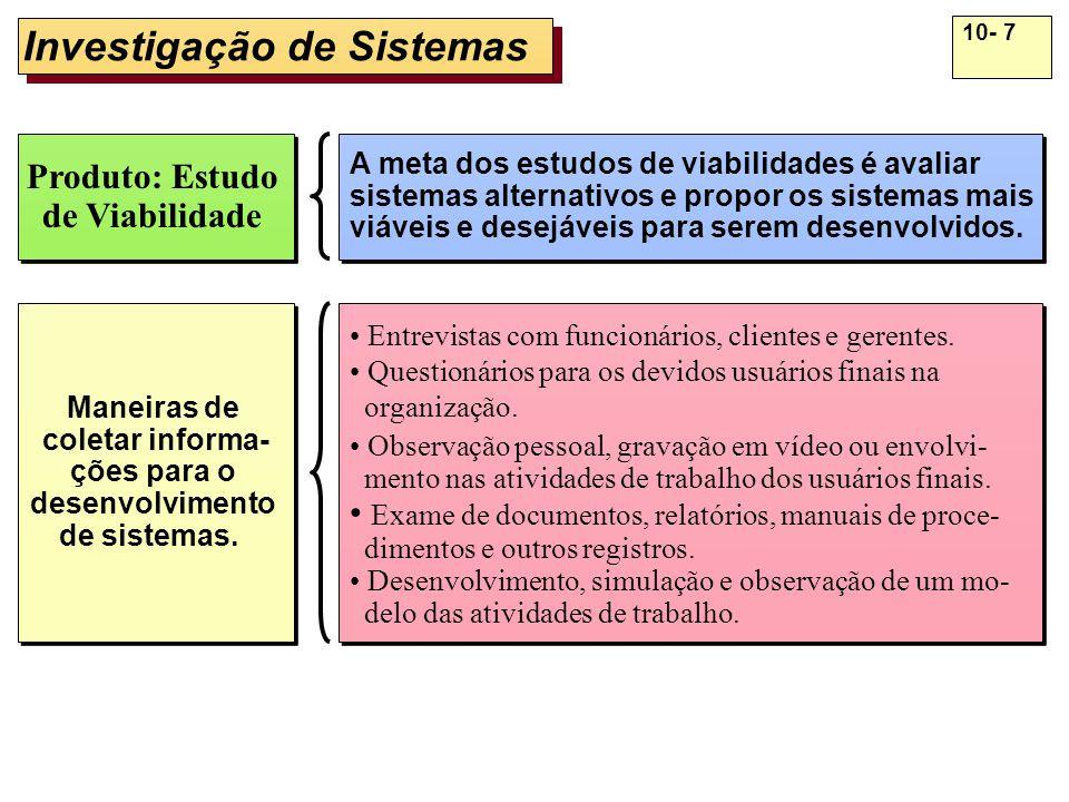 10- 18 Especificações do Sistema FIG.