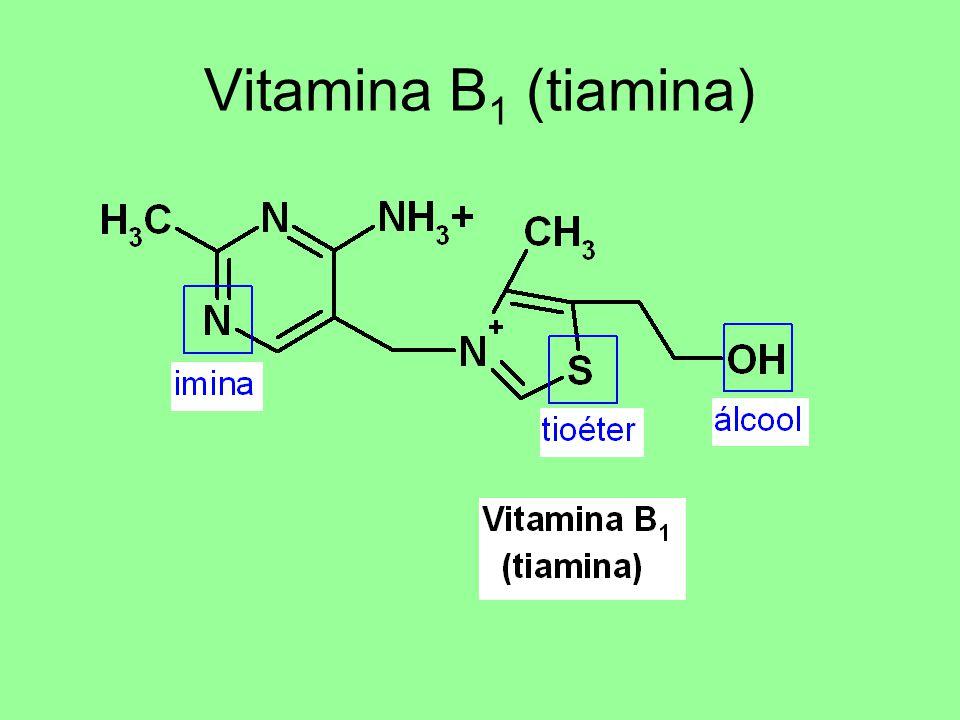 Vitamina B 1 (tiamina)