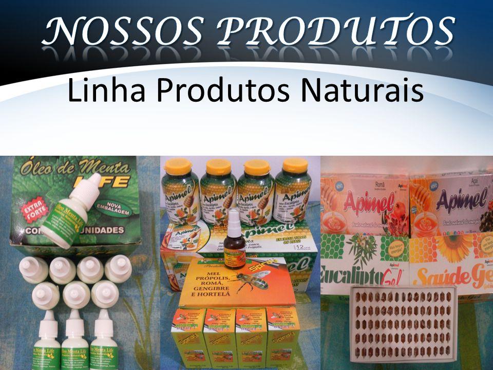 Linha Produtos Naturais