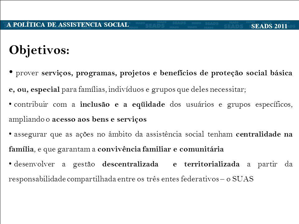 O ORGÃO GESTOR NO ESTADO DE SÃO PAULO E AS PROTEÇÕES AFIANÇADAS