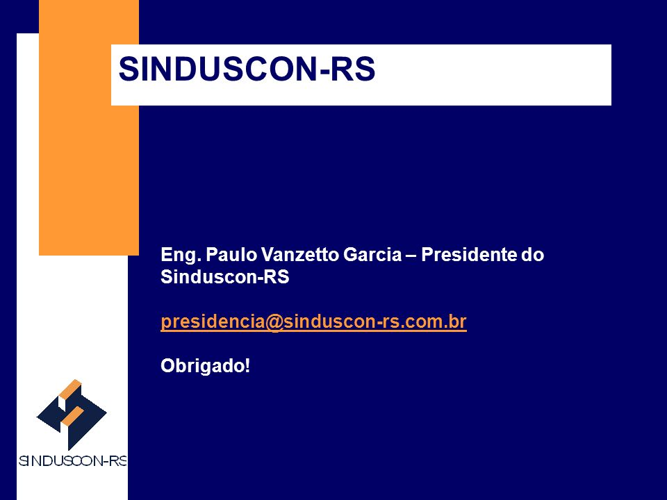 SINDUSCON-RS Eng.