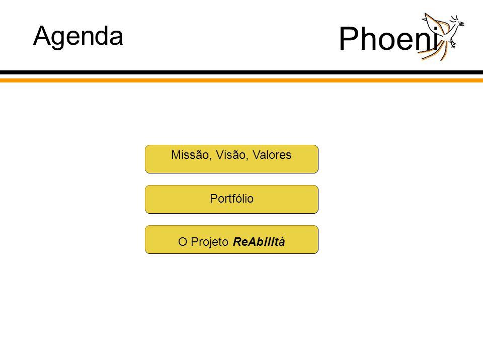 f867532e8f Phoeni. Agenda Missão