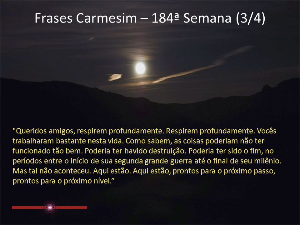 Frases Carmesim 184ª Semana Extraídas Do Site Ppt Carregar