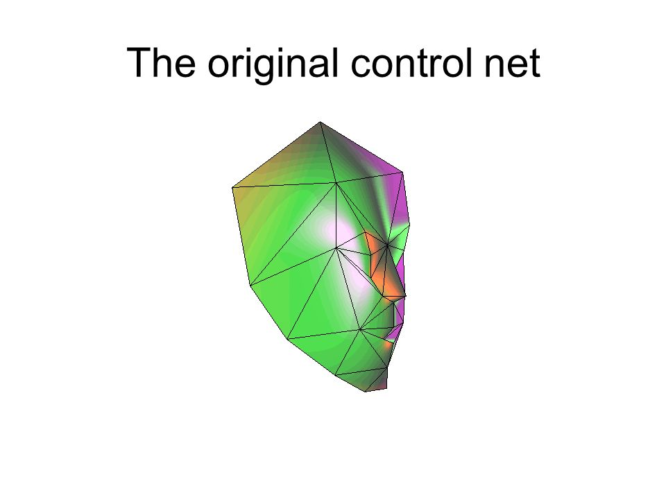 The original control net