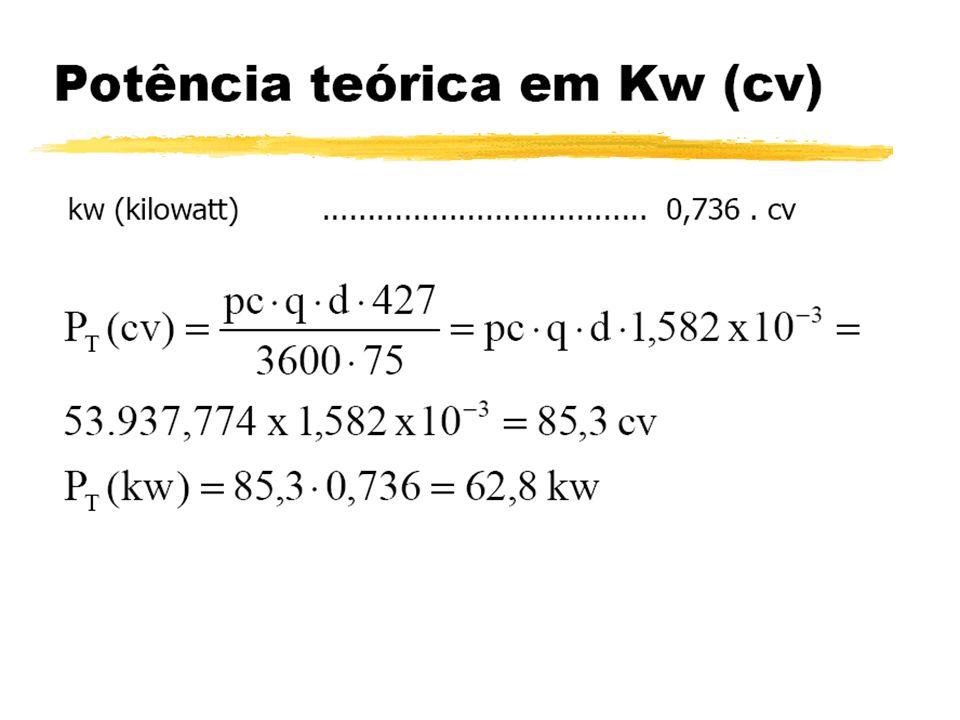 Calcular kw a cv