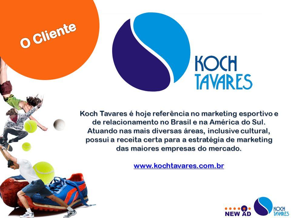 Koch Tavares é hoje referência no marketing esportivo e de relacionamento  no Brasil e na América 65764d992b5de