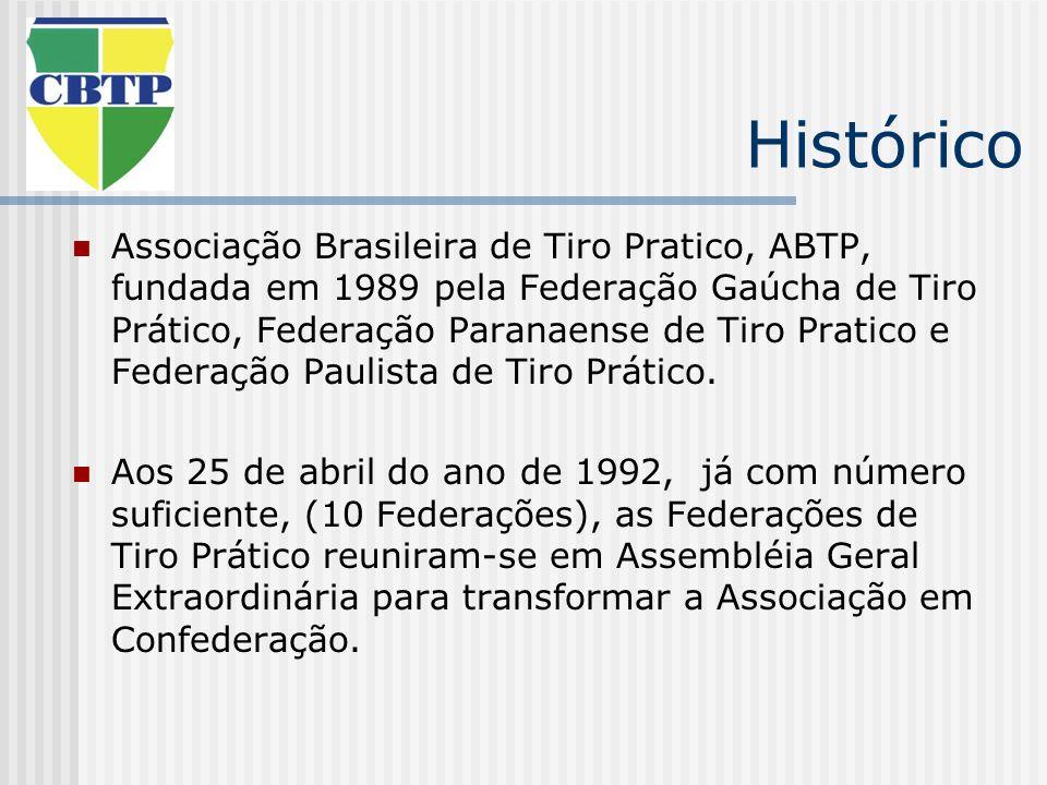 Confederação Brasileira de Tiro Prático O DESENVOLVIMENTO DO TIRO ... 766277c999045